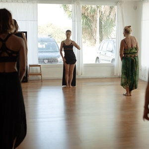 workshop Danza Raiz